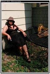 the black dress 001