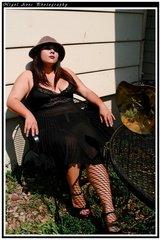 the black dress 003