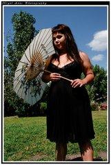 the black dress 020