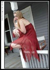 red dress 74